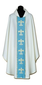 Chasuble liturgique (id: 120)