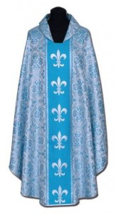 Chasuble marial (id: 149)