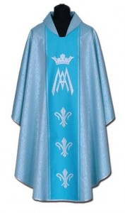 Chasuble marial (id: 148)