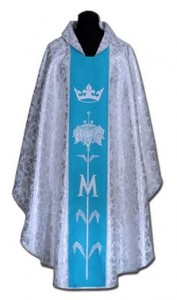 Chasuble marial (id: 151)