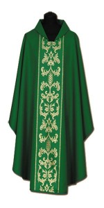 Chasuble liturgique (id: 123)