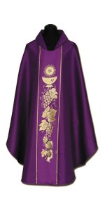 Chasuble liturgique (id: 124)