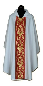 Chasuble liturgique (id: 118)