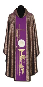 Chasuble liturgique (id: 141)