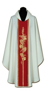 Chasuble liturgique (id: 116)