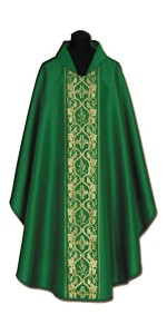 Chasuble liturgique (id: 122)