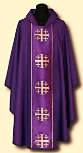 Chasuble liturgique (id: 129)